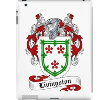 Livingston iPad Case/Skin