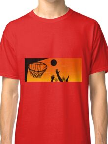 Above the Rim Classic T-Shirt