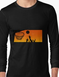Above the Rim Long Sleeve T-Shirt