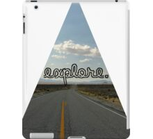 Explore iPad Case/Skin