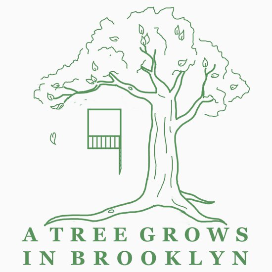 critical essays on a tree grows in brooklyn A tree grows in brooklyn by a tree grows in brooklyn by betty smith, signed on obverse of dj is author essay entitled how the tree grew $250 price.