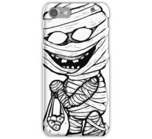 Apple Mummy iPhone Case/Skin