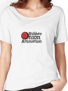RubberOnion Logotype Women's Relaxed Fit T-Shirt