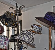 And Now The Hats................... by lynn carter