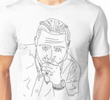 Post Malone cartoon/sketch merch Unisex T-Shirt