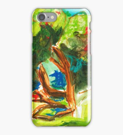 Shores of Puget Sound iPhone Case/Skin