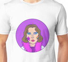 Glam Rock Oscar Wilde Unisex T-Shirt