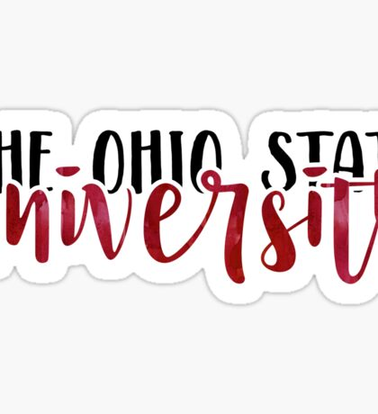 Ohio State - Style 1 Sticker