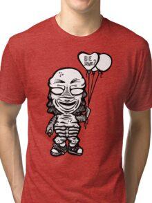 Creature from the Dark Pond Tri-blend T-Shirt