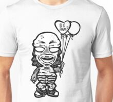 Creature from the Dark Pond Unisex T-Shirt