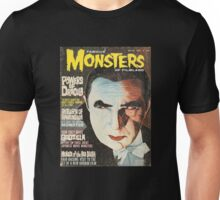 Famous MONSTERS of Filmland Unisex T-Shirt