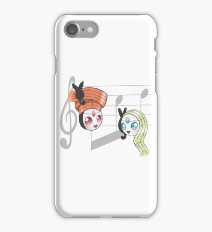 Meloetta iPhone Case/Skin