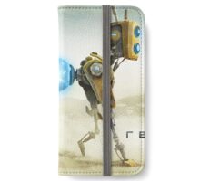 Recore Decor and More iPhone Wallet/Case/Skin