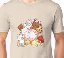 Neko Atsume sweet cats Unisex T-Shirt