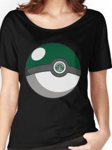 Starbucks Pokéball Women's Relaxed Fit T-Shirt