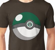 Starbucks Pokéball Unisex T-Shirt