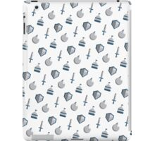 RPG Inventory Items (Pattern) iPad Case/Skin