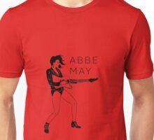 ABBE MAY - GUITAR GUN Unisex T-Shirt