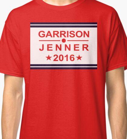Garrison for President 2016 Classic T-Shirt