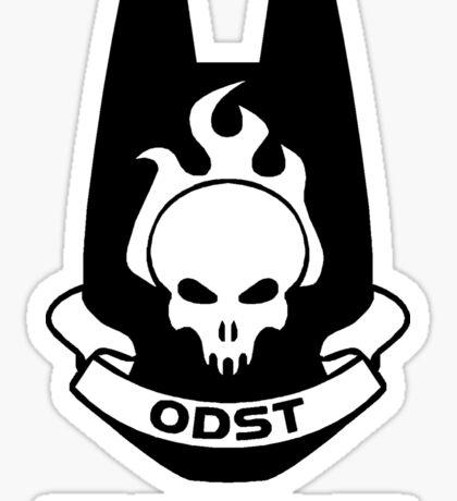 ODST Sticker Sticker