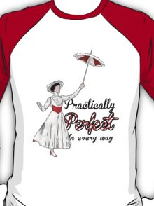 Practically Perfect in Every Way! T-Shirt