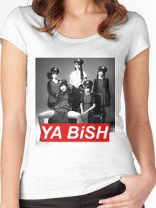 YA BiSH Parody Women's Fitted Scoop T-Shirt