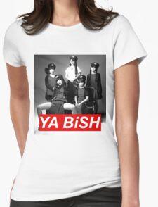 YA BiSH Parody Womens Fitted T-Shirt