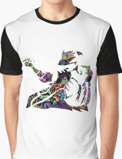 Michael Jackson -  Psychedelic Graphic T-Shirt