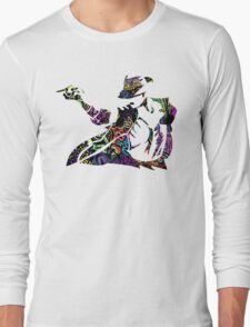 Michael Jackson -  Psychedelic Long Sleeve T-Shirt