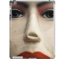 The Face Who Got Hurts iPad Case/Skin