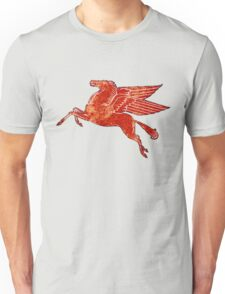 Mobil oil Pegasus Unisex T-Shirt