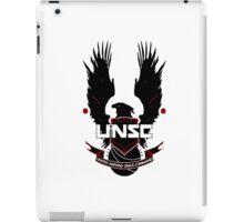 UNSC Sticker iPad Case/Skin