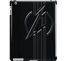 Fade to Black iPad Case/Skin