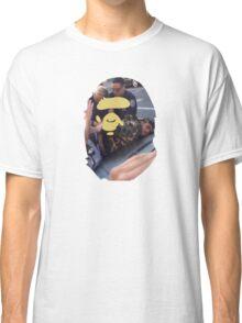 BAPE FACE - Ymbape Arrested  Classic T-Shirt