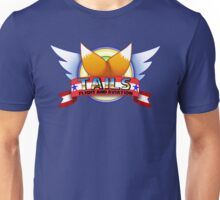 Tails Flight & Aviation Unisex T-Shirt