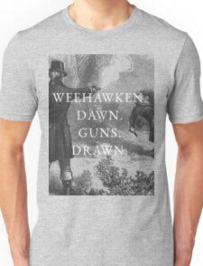 Your obedient servant, Unisex T-Shirt
