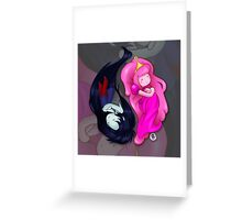 Yin+Yang Greeting Card