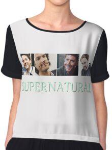 Supernatural Boys Chiffon Top