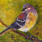 Northern Mockingbird by Liz Thoresen