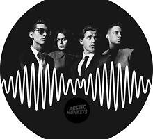 AM - Arctic Monkeys by Marina Totino