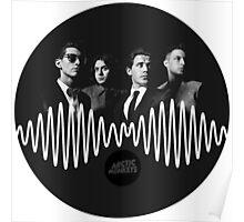 AM - Arctic Monkeys Poster