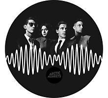 AM - Arctic Monkeys Photographic Print