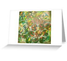 """the Artist Adamo """"Raw Conceptual Airbrush exercise"""" circa 2012 Greeting Card"""