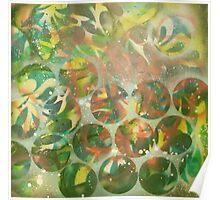 """the Artist Adamo """"Raw Conceptual Airbrush exercise"""" circa 2012 Poster"""