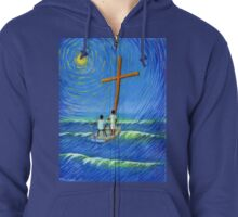 Set of the Sail Zipped Hoodie