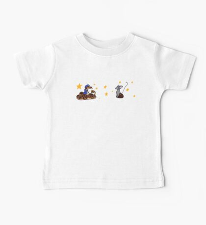 Snake Cop and Star Thief Rat Baby Tee