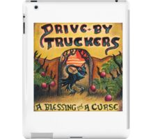DRIVE BY TRUCKERS ALBUMS 2 iPad Case/Skin
