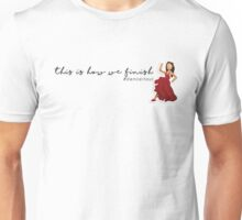 DANCE IT OUT - MERTINA - GREY'S ANATOMY Unisex T-Shirt