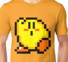 Kirby (Yellow) Unisex T-Shirt