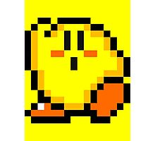 Kirby (Yellow) Photographic Print